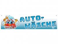 Aufkleber AUTOWÄSCHE für Waschanlagen - Car-Wash
